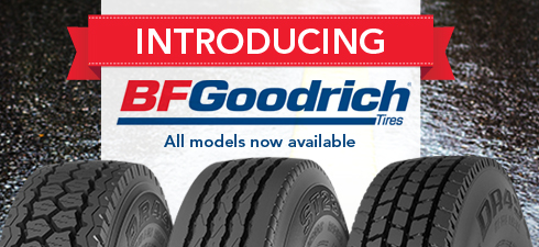 BFGoodrich added to The Gold Program through TruckersB2B