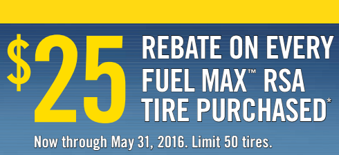 Goodyear's Best All-Around Tire at the Best All-Around Savings