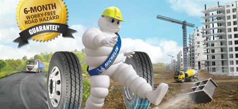 Michelin Makes Tough Even Tougher