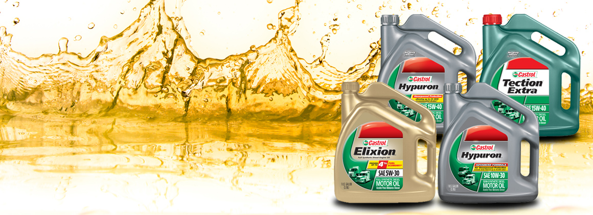 Castrol Oil and Lubricants Savings