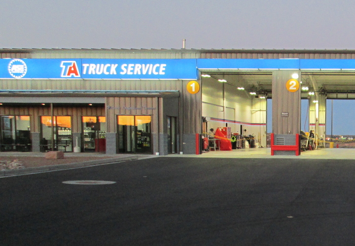 Ta Truck Service >> Truckersb2b Ta And Petro Pm Dot Savings
