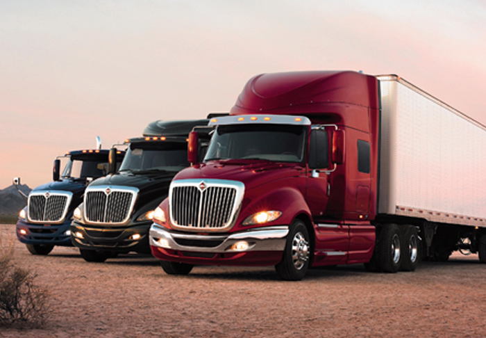 International New and Used Trucks Rebates