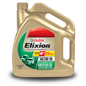 Save on Castrol Elixion