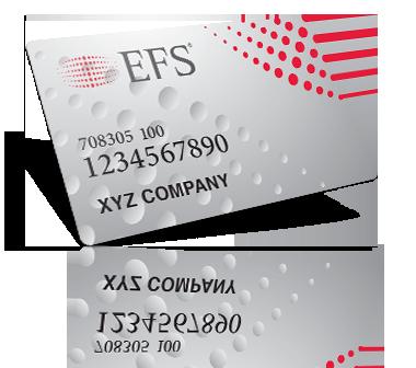 efs fuel card - Best Fleet Fuel Cards
