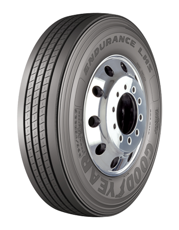 Save $15 on Goodyear Truck Tires