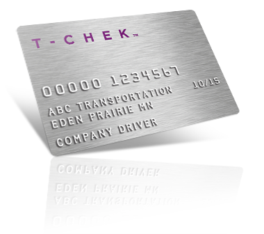 T-Chek Fuel Card